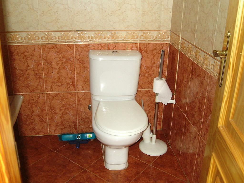 Baño - Apartamento en alquiler en calle Francisco Gallego, Ávila - 173630003