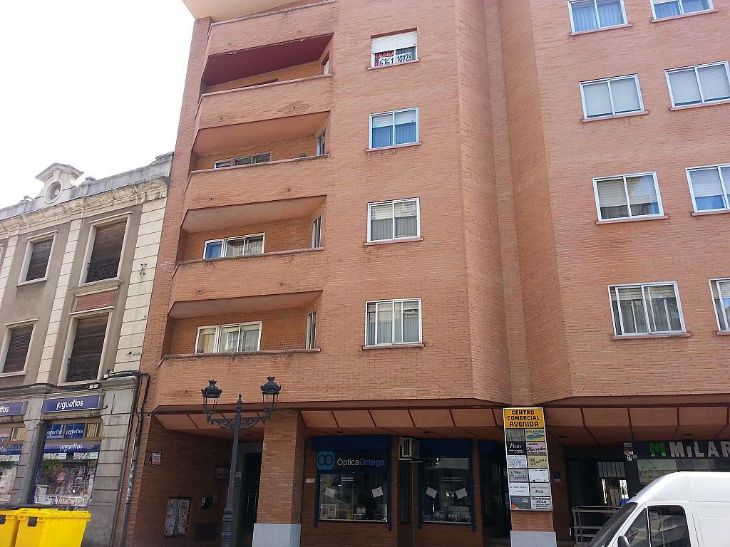 Fachada - Piso en alquiler en paseo De la Estacion, Ávila - 190141499