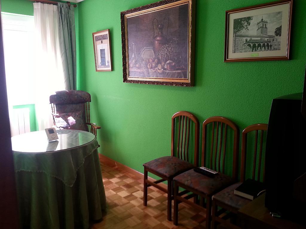 Dormitorio - Piso en alquiler en paseo De la Estacion, Ávila - 190141647