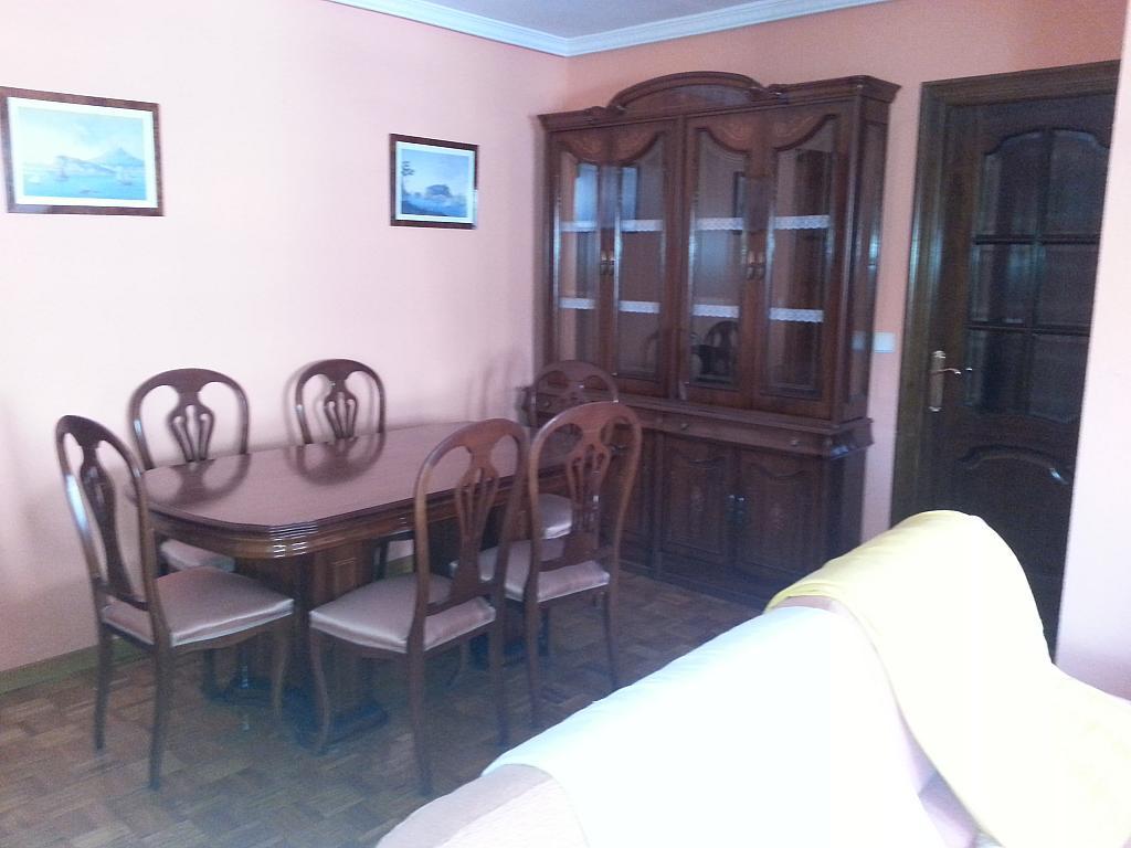 Salón - Piso en alquiler en paseo De la Estacion, Ávila - 190141682