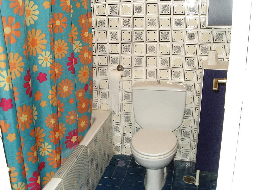 Baño - Piso en alquiler en calle Caballeros, Arturo Duperier-Sónsoles en Ávila - 222412289