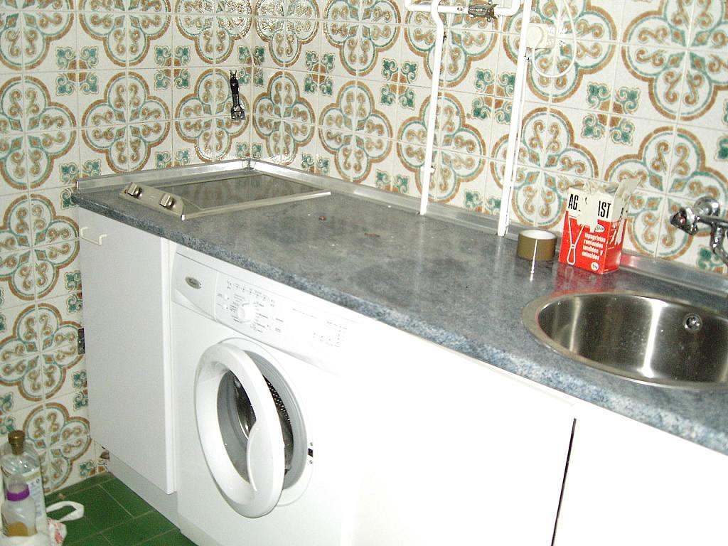 Cocina - Piso en alquiler en calle Caballeros, Arturo Duperier-Sónsoles en Ávila - 222412292