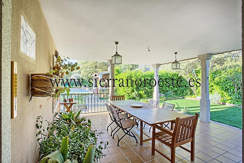 Chalet en alquiler en Torrelodones - 292419177