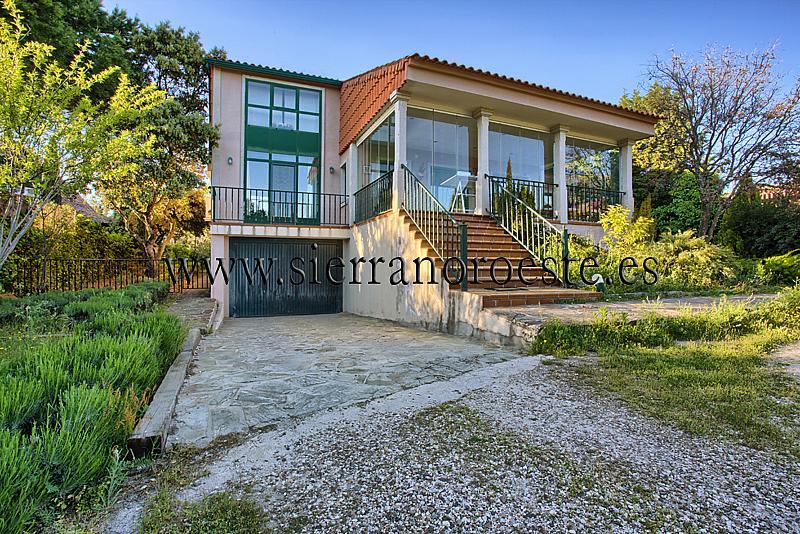 Chalet en alquiler en Torrelodones - 292419187