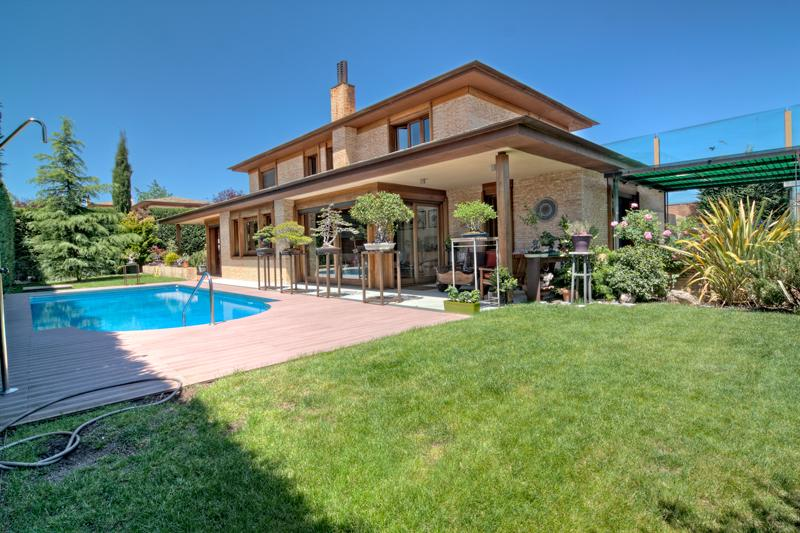 Chalet en venta en aravaca en madrid 13578 265 yaencontre - Chalets de lujo madrid ...