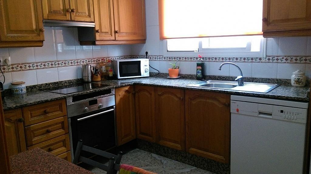 Dúplex en alquiler en calle ***, Les Roquetes en Sant Pere de Ribes - 344846897