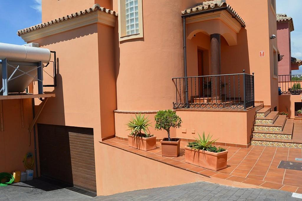 Fachada - Villa en alquiler en calle Lagunas, Mijas Costa - 272644342