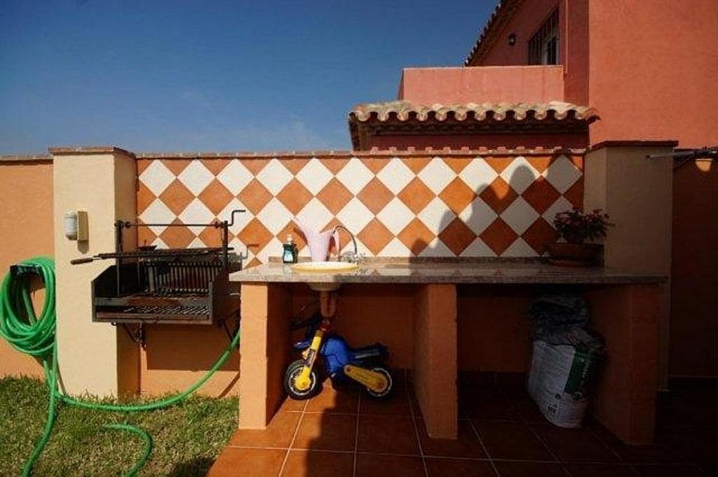 Jardín - Villa en alquiler en calle Lagunas, Mijas Costa - 272644345