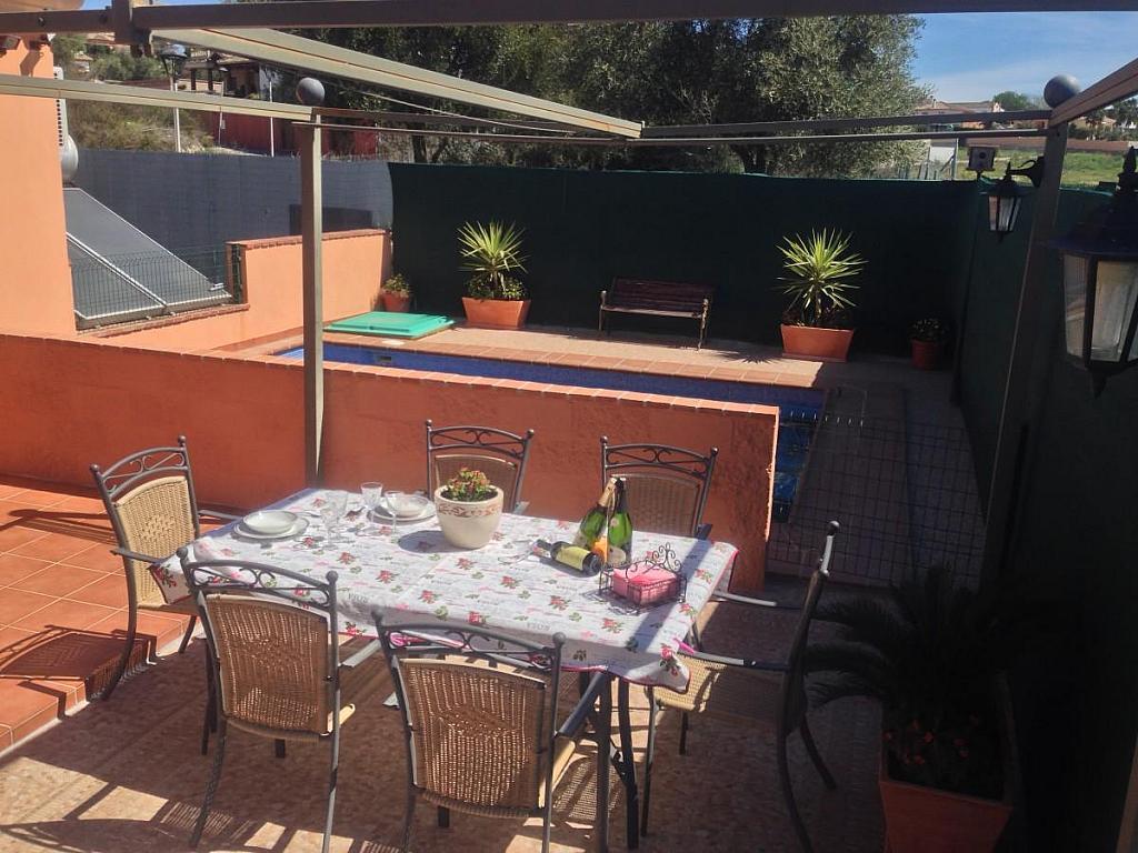Terraza - Villa en alquiler en calle Lagunas, Mijas Costa - 272644357