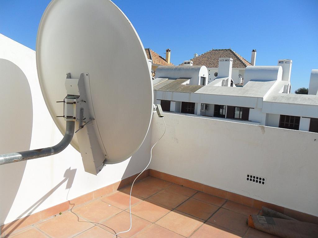 Casa adosada en alquiler de temporada en urbanización Araijanal, Mijas Costa - 296591040