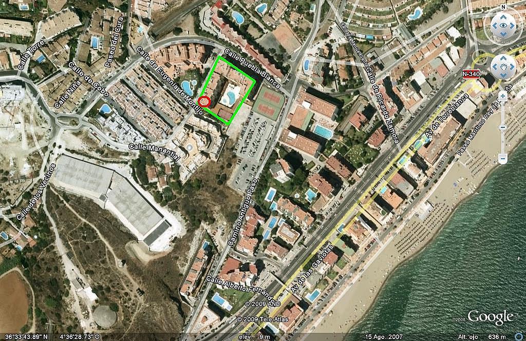 Piso en alquiler de temporada en calle Colina Blanca, Fuengirola - 144640938