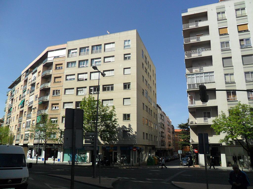 Fachada - Piso en alquiler en calle Dalmacio Garcia Izcara, Cuenca - 288180708
