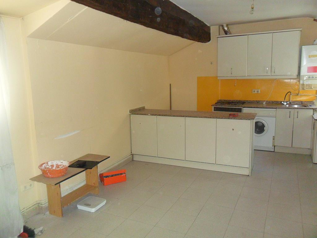 Salón - Piso en alquiler en calle Colon, Cuenca - 297570248