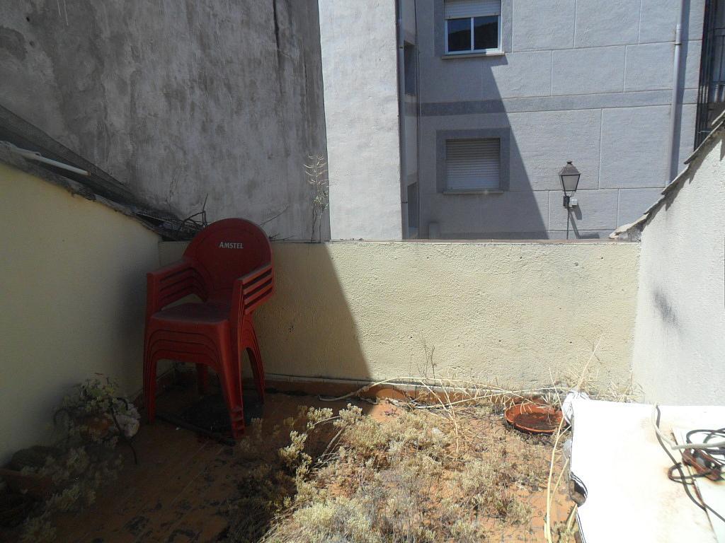 Terraza - Piso en alquiler en calle Colon, Cuenca - 297570261