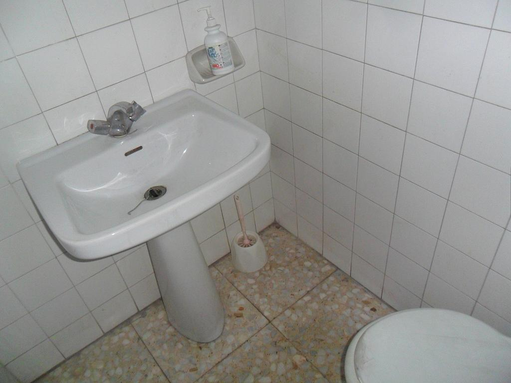 Baño - Local comercial en alquiler en calle Hosquillo, Cuenca - 195262906