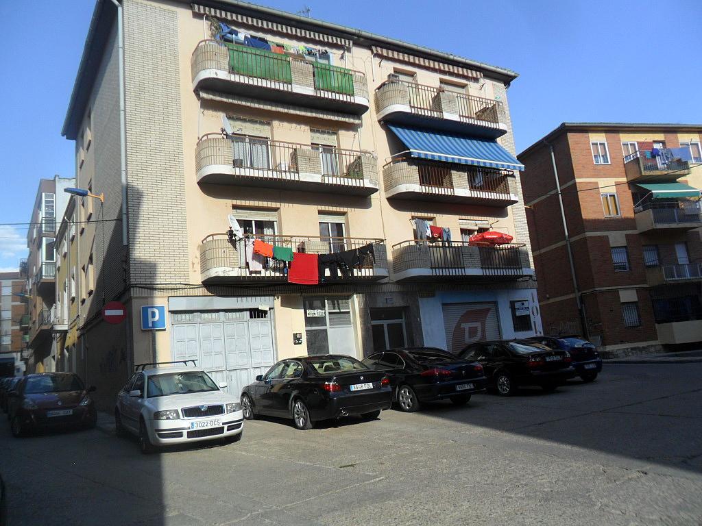 Fachada - Local comercial en alquiler en calle Hosquillo, Cuenca - 195262910