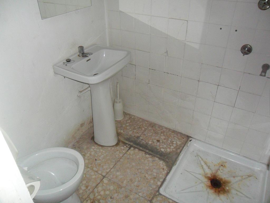 Baño - Local comercial en alquiler en calle Hosquillo, Cuenca - 230953760