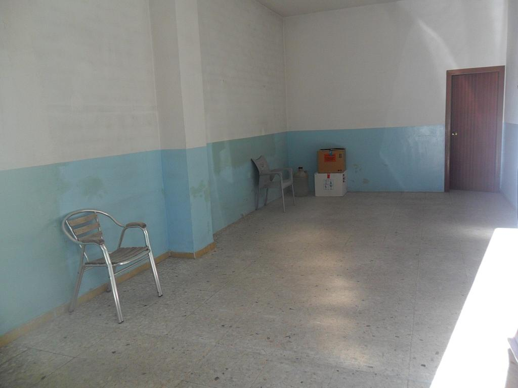 Salón - Local comercial en alquiler en calle Hosquillo, Cuenca - 230953763