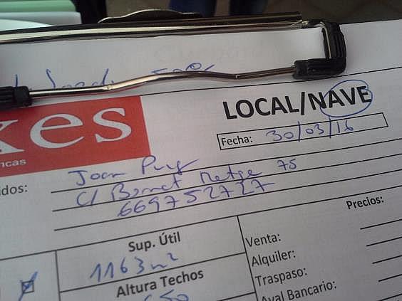 Nave en alquiler en Sabadell - 296285400