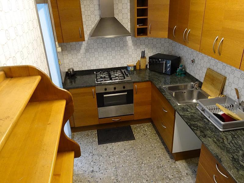 Cocina - Piso en alquiler en calle Pilar, Premià de Mar - 329092780