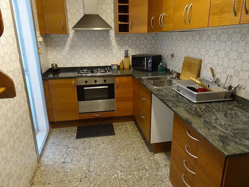 Cocina - Piso en alquiler en calle Pilar, Premià de Mar - 329092781