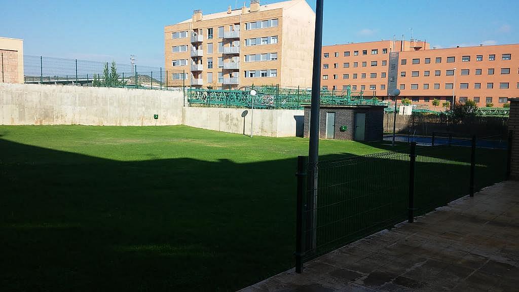 Jardín - Piso en alquiler en calle Francia, Portillejo - Valdegastea en Logroño - 331309778