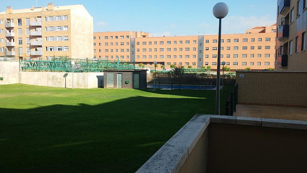 Jardín - Piso en alquiler en calle Francia, Portillejo - Valdegastea en Logroño - 331309781