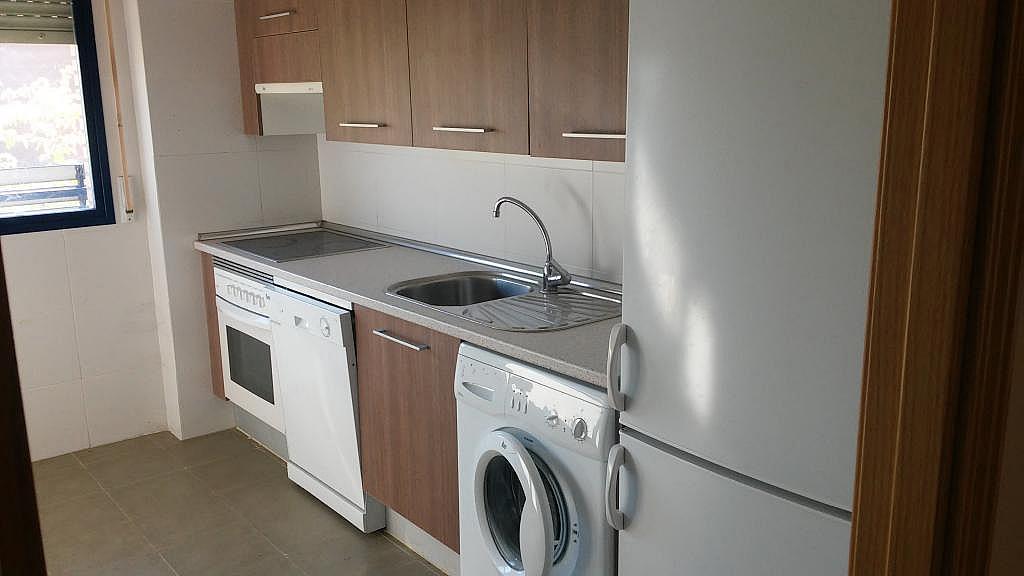 Cocina - Piso en alquiler en calle Francia, Portillejo - Valdegastea en Logroño - 331309789