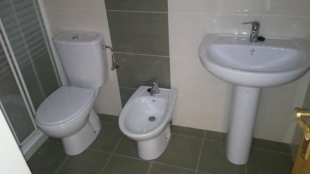 Baño - Piso en alquiler en calle Francia, Portillejo - Valdegastea en Logroño - 331309796