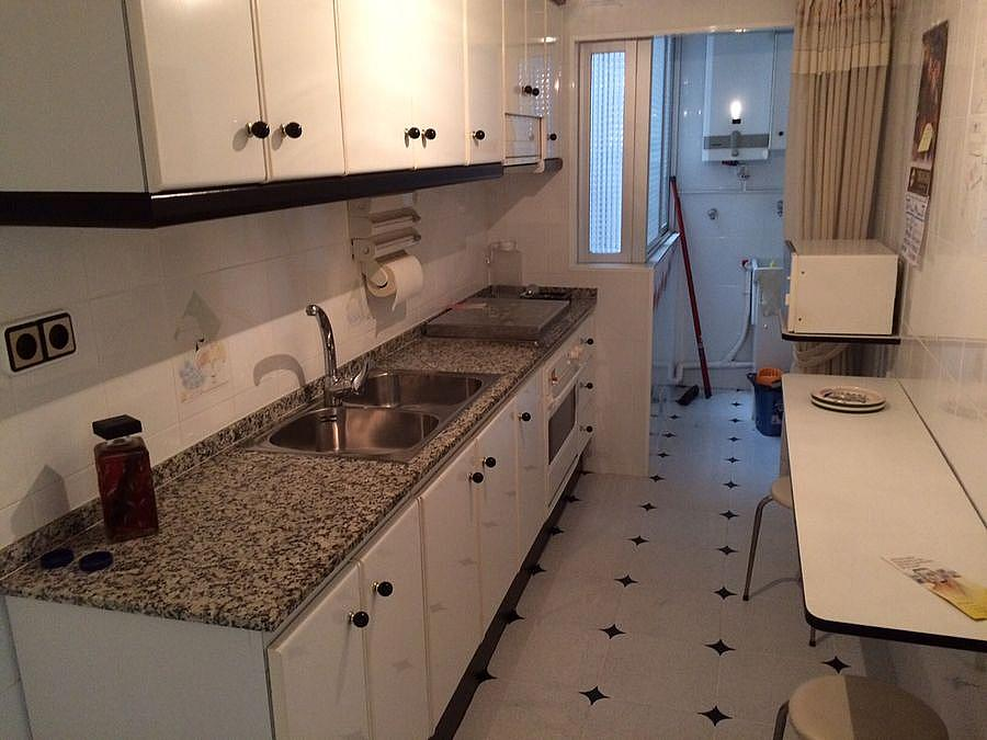 Cocina - Piso en alquiler en calle Picaso, La Salut en Sant Feliu de Llobregat - 302265071
