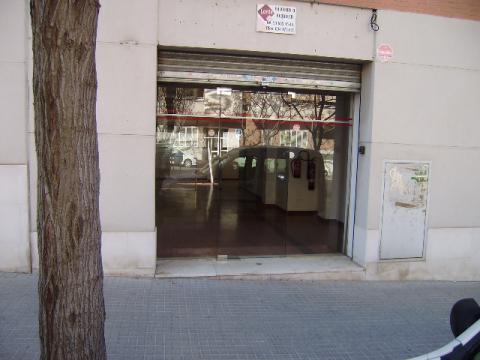 Local en alquiler en paseo Conde Vilardaga, Mas Lluí en Sant Feliu de Llobregat - 37722071