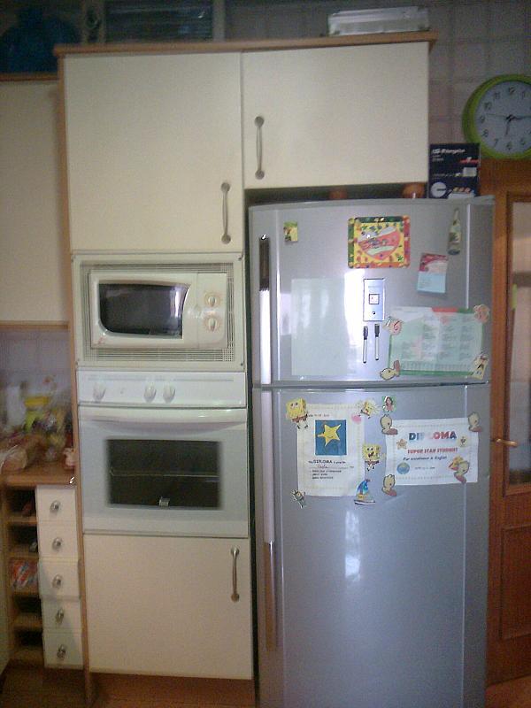 Cocina - Piso en alquiler en calle De la Libertad, Centro en Alcobendas - 332029361