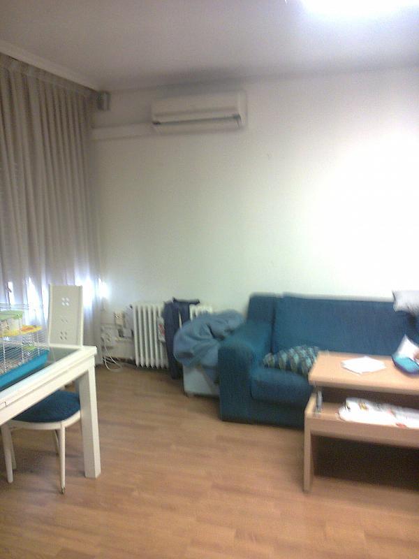 Salón - Piso en alquiler en calle De la Libertad, Centro en Alcobendas - 332029395