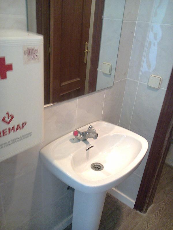 Baño - Local en alquiler en calle Real Vieja, Centro en Alcobendas - 323482392