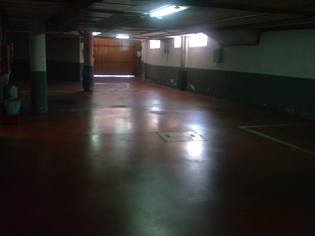 Garaje - Piso en alquiler en calle Avila, Santa Barbara-Baunatal en San Sebastián de los Reyes - 361617222