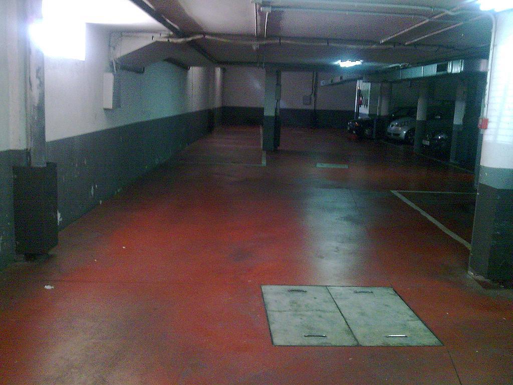 Garaje - Piso en alquiler en calle Avila, Santa Barbara-Baunatal en San Sebastián de los Reyes - 361617224