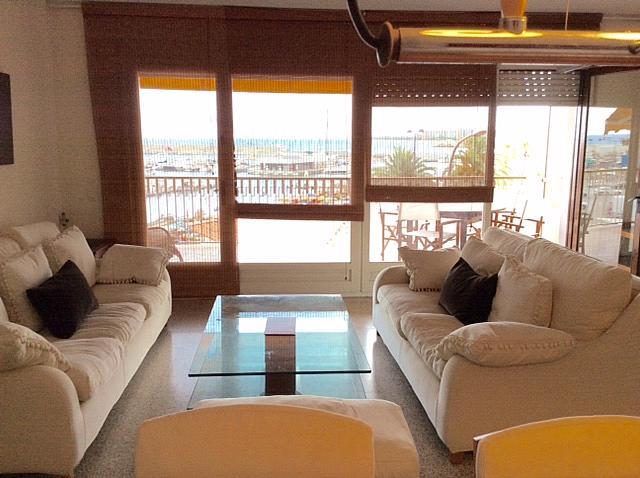 Piso en alquiler en calle Esplanada del Port, Residencial Sta Cristina en Blanes - 303867090