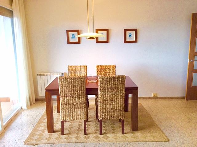 Piso en alquiler en calle Pau Casals, Residencial Sta Cristina en Blanes - 304121447