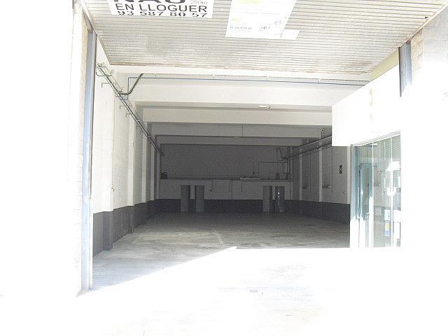 Nave en alquiler en calle Corts Catalanes, Sant Cugat del Vallès - 328023571