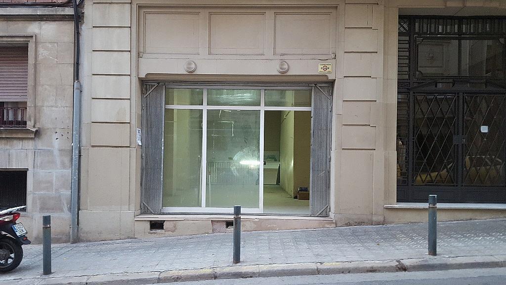 Local en alquiler en calle Moragas, Sant Gervasi – La Bonanova en Barcelona - 329120316