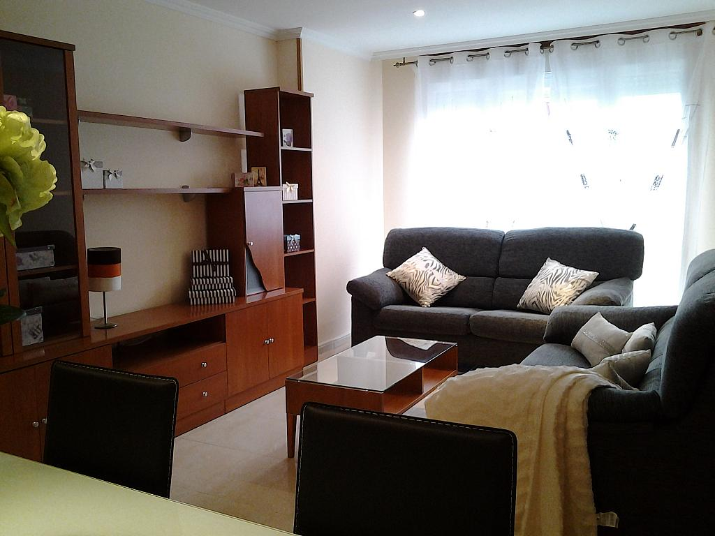 Salón - Piso en alquiler en calle Concepción Arenal, Burela - 268714260
