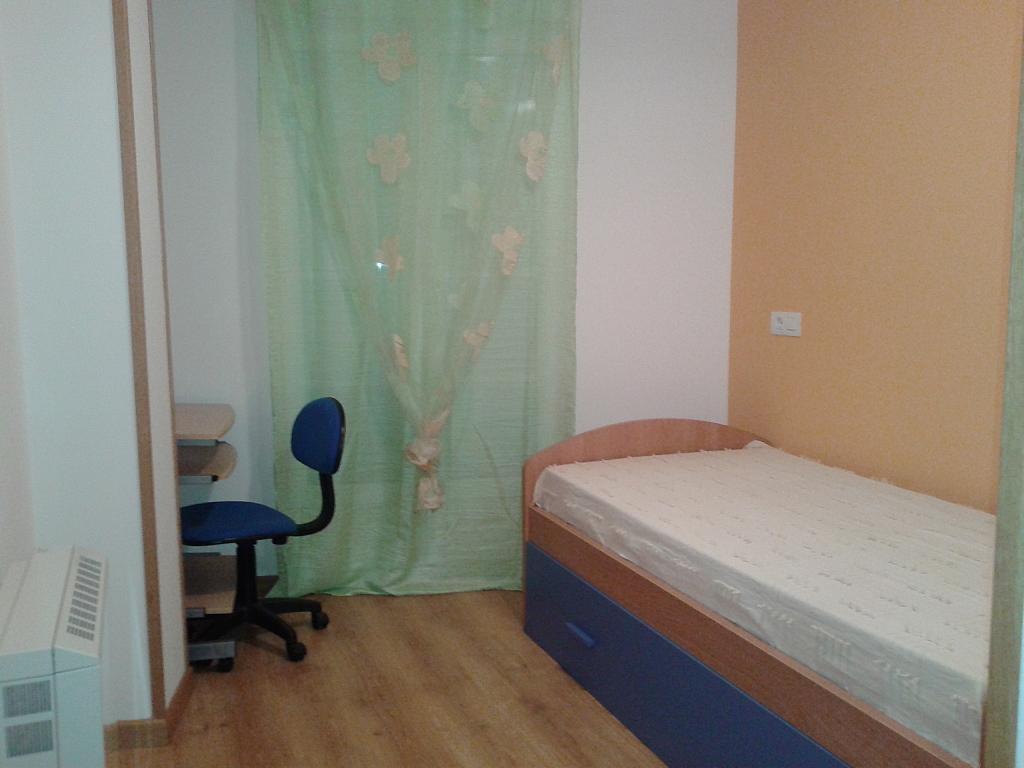 Dormitorio - Piso en alquiler de temporada en calle Pardo Bazan, Burela - 309266731