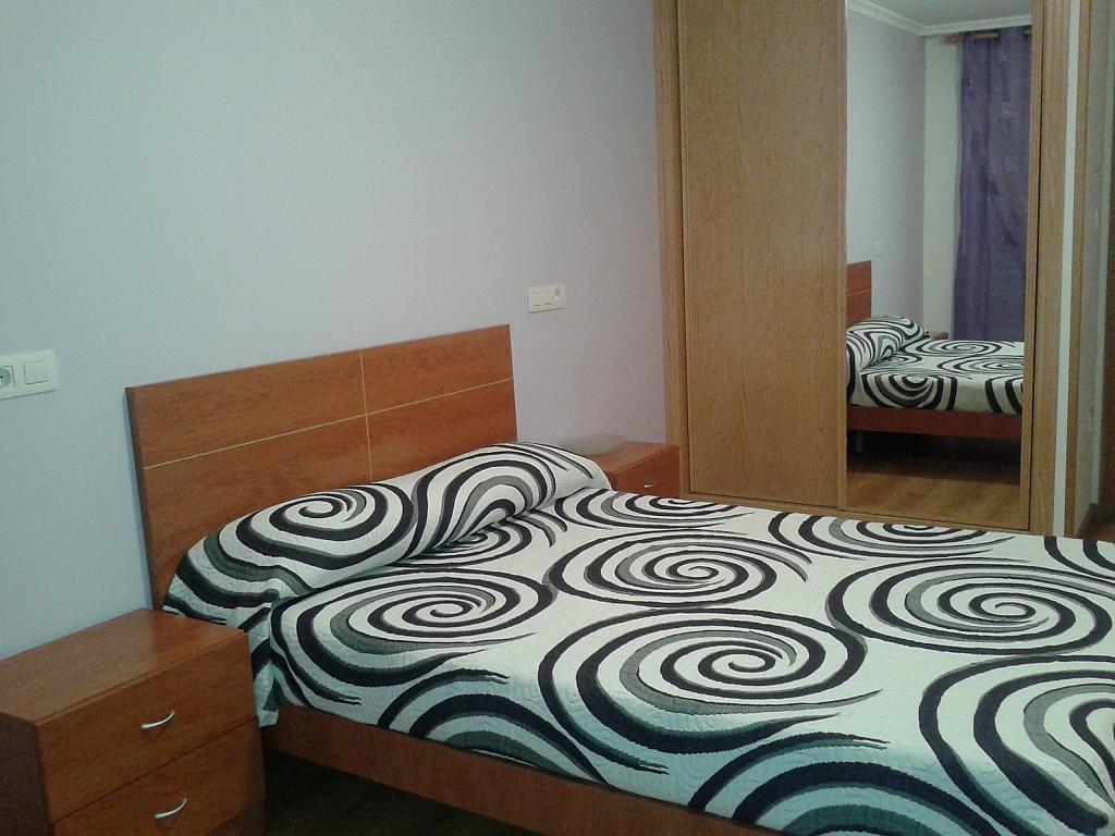Dormitorio - Piso en alquiler de temporada en calle Pardo Bazan, Burela - 309266735