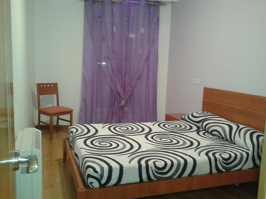Dormitorio - Piso en alquiler de temporada en calle Pardo Bazan, Burela - 309266813