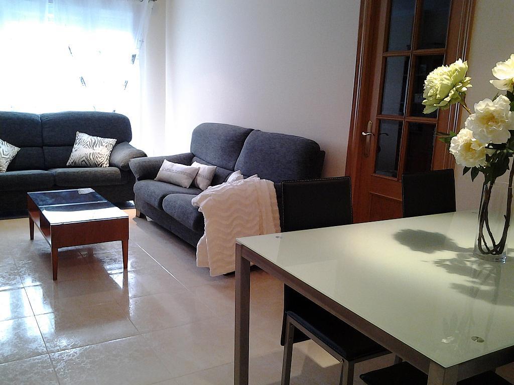 Salón - Piso en alquiler de temporada en calle Concepcion Arenal, Burela - 309268066