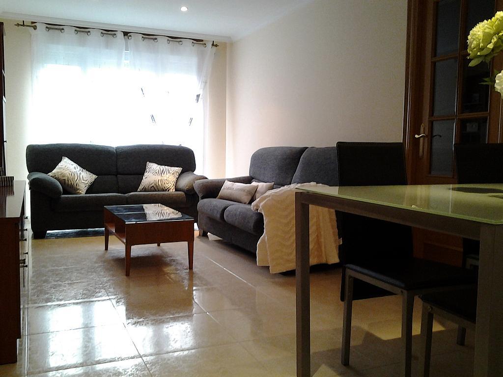 Salón - Piso en alquiler de temporada en calle Concepcion Arenal, Burela - 309268110