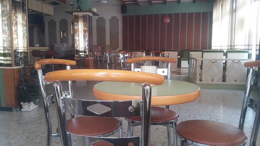 Comedor - Local comercial en alquiler en calle Rosalia de Castro, Burela - 206131680