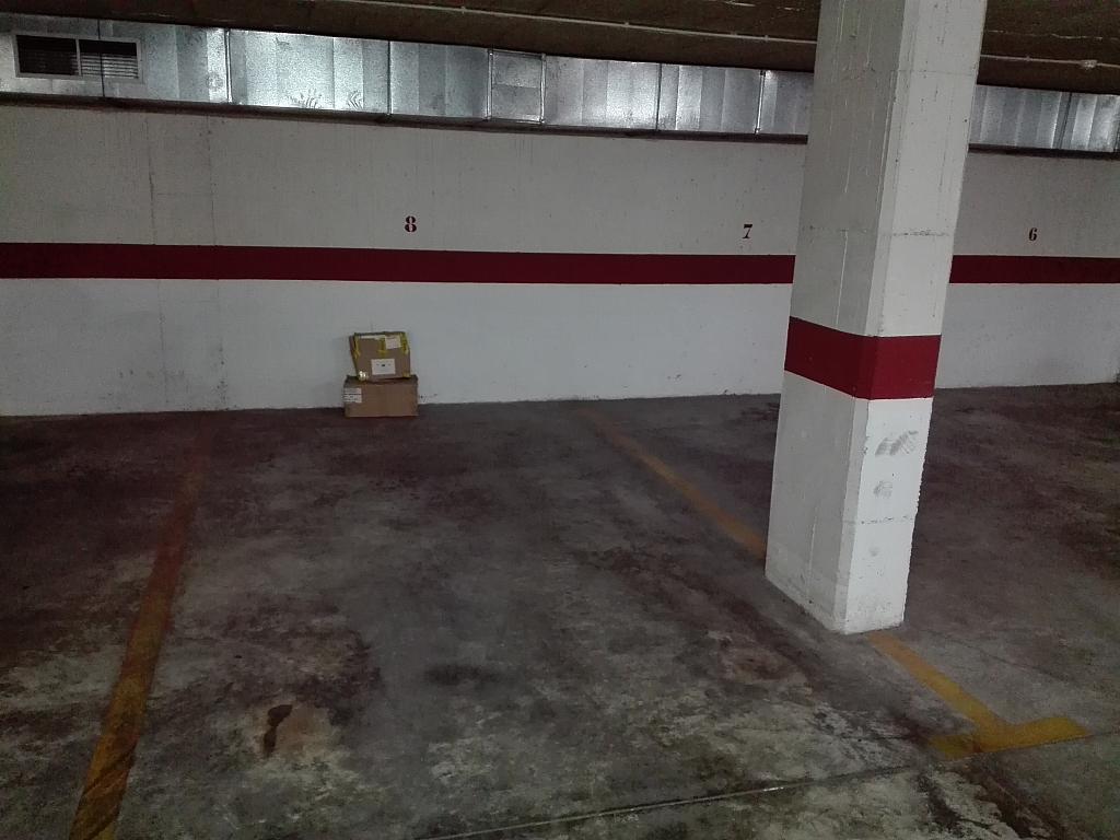 Parking - Parking en alquiler en Centro en San Vicente del Raspeig/Sant Vicent del Raspeig - 330142407