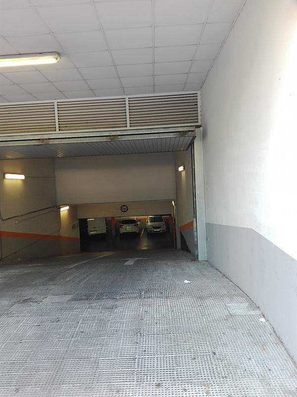Zonas comunes - Parking en alquiler en Centro en San Vicente del Raspeig/Sant Vicent del Raspeig - 330142415
