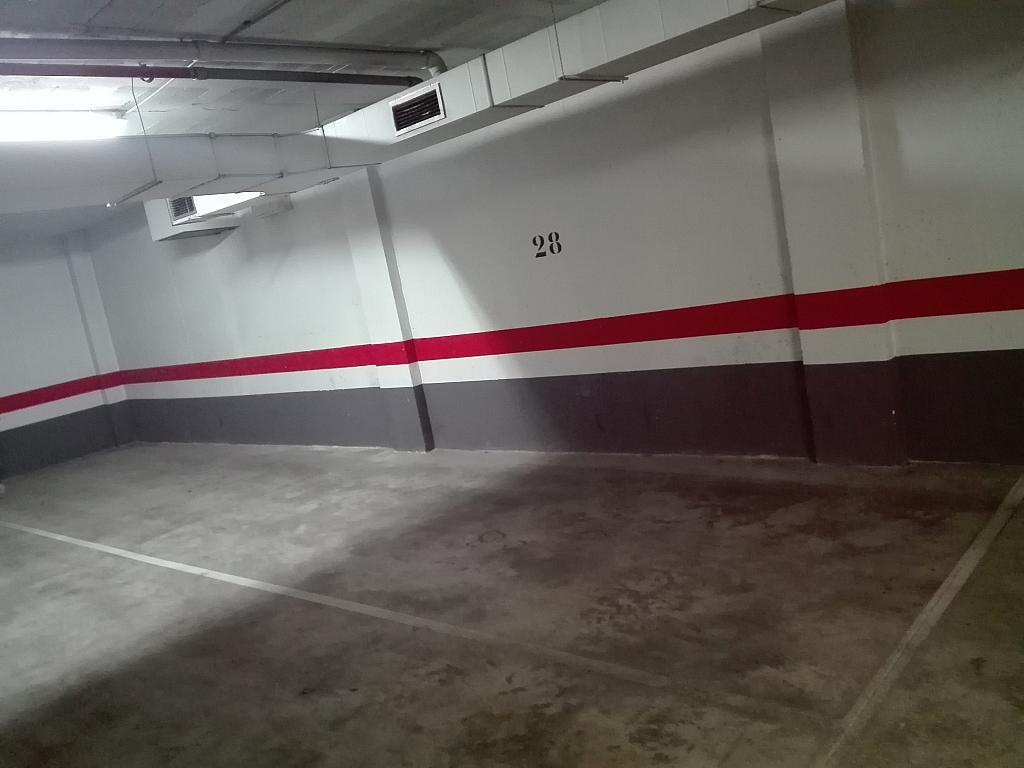 Parking - Parking en alquiler en Centro en San Vicente del Raspeig/Sant Vicent del Raspeig - 330142455